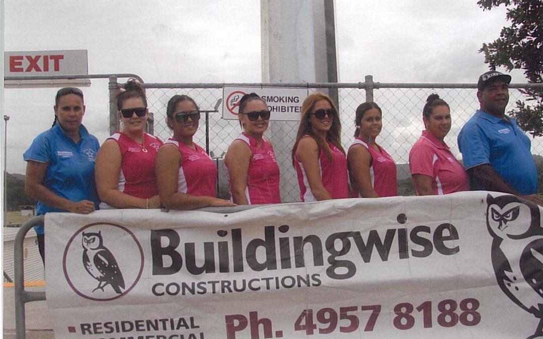 Buildingwise Sponsors Ella 7's Rugby Team.